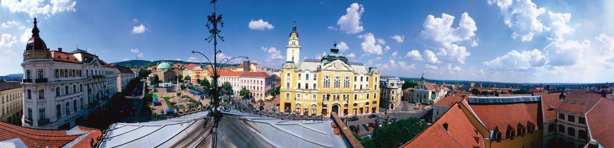 Hôtels à Pécs